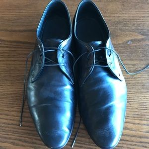 Hugo Boss Italian Appeal Derby lace up shoes